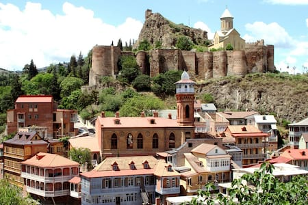 Old Zarif - Tbilisi - Huoneisto