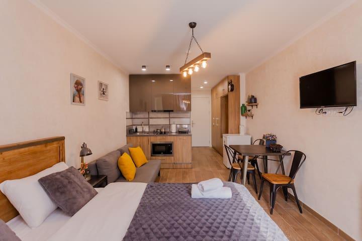 Buta Apartment in New Gudauri