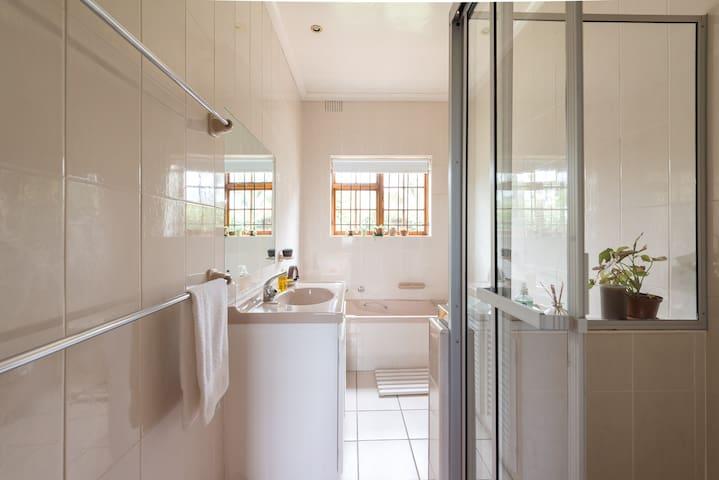 Bathroom (exclusive use but not en suite)