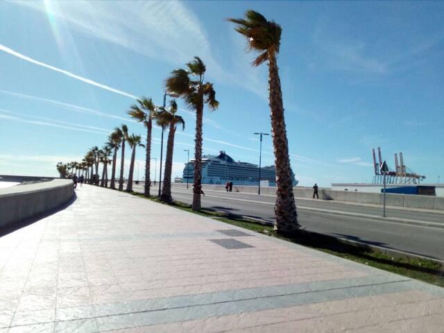 Buone vacanze in Almerimar - El Ejido - Lägenhet