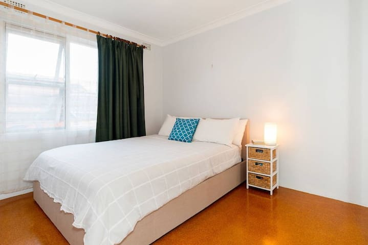 Beautiful cozy and sunny apartment in Manly - Manly - Apartamento