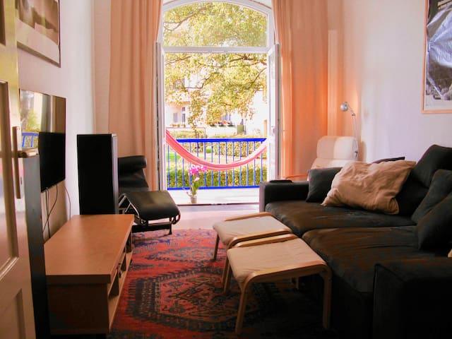 Schönes ruhiges Zimmer in zentraler Lage - Kassel - Apartamento