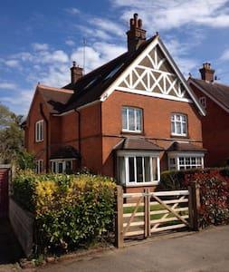 4-bdrm Edwardian home, Surrey Hills - Cranleigh - House