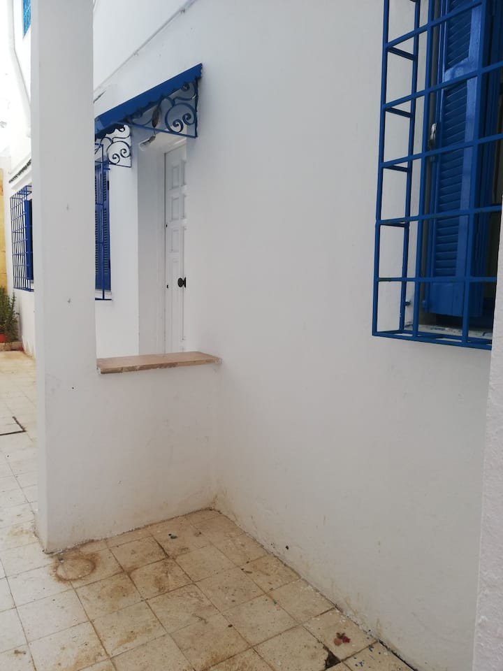 Cosy House in the heart of Sidi Bou Said