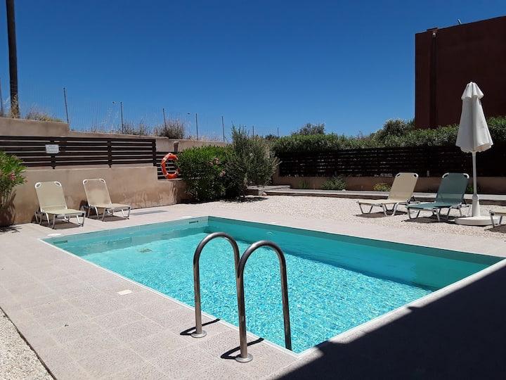 Villa Electra with private pool, Gennadi, Rhodes