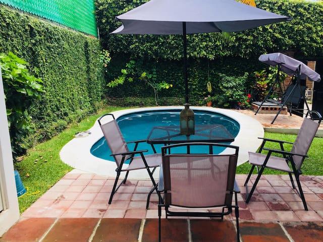 Casa de Descanso & Relax Sanitizada  al 100% covid