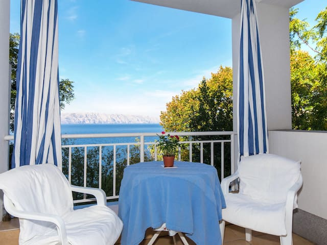 Holiday Apartment Ostovic in Senj for 4 persons