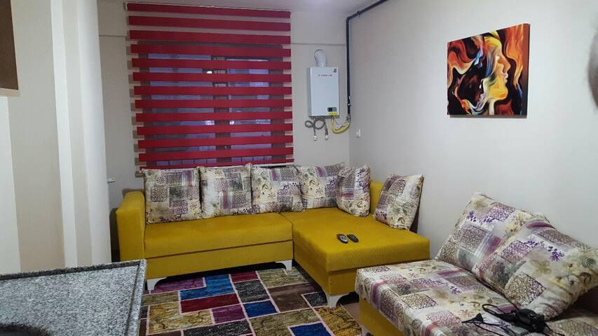 KISA DÖNEM MOBİLYALI KİRALIK - Niğde Merkez - Appartement