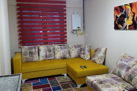 KISA DÖNEM MOBİLYALI KİRALIK - Niğde Merkez - Apartamento