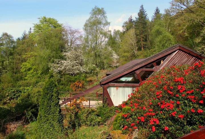 Blair Lodge - Three Bedroom lodge in the heart of the Highlands