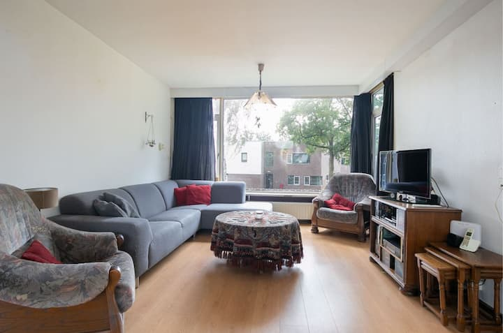 3 kamer apartement in oosterwolde