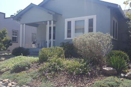 Private Room & Bath at Chalet Irene - Sacramento - Bungalow - 0