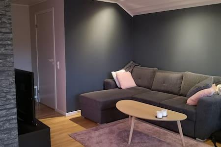 2-roms leilighet nært sentrum