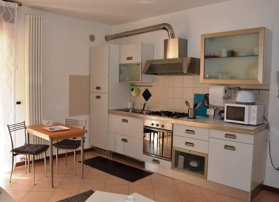 Cucina - Kitchen (angolo cottura)