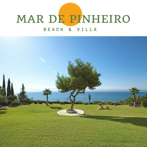 Villa Mar de Pinheiro (luxury beachfront villa)