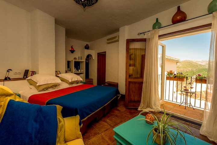 The Curro Corbacho Room