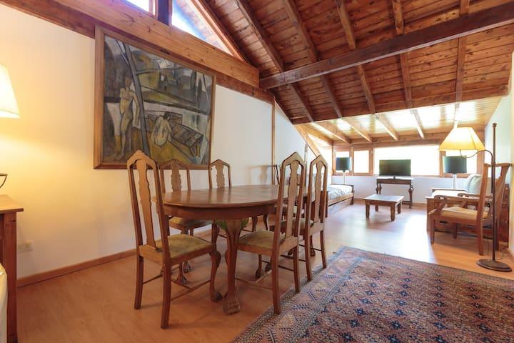 Nuevo Departamento de 4 a 6 pax - La Villa - Appartement
