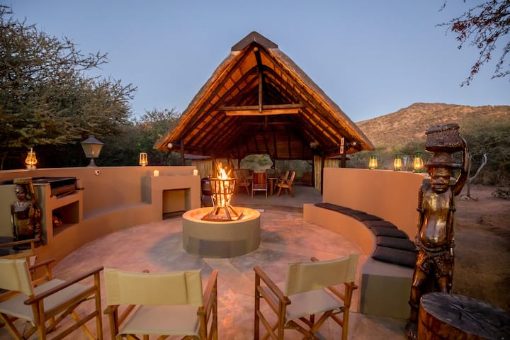 Exclusive Use Self-Catering Lodge, Big 5 Reserve!