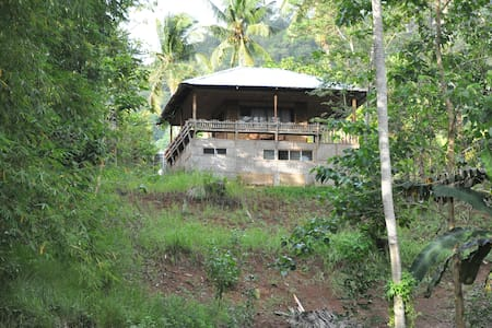 Puting Bato Mountain Lodge