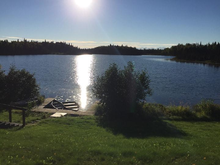 Loon Lake, Soldotna Alaska