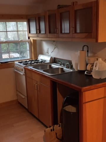 spacious studio near UNCW and beach - Wilmington - Apartment