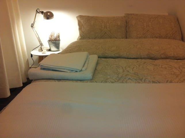 *Cozy single bedroom Madrid Central* Trendy Chueca