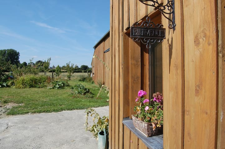le gite de la ferme du tertre - Villers-au-Tertre