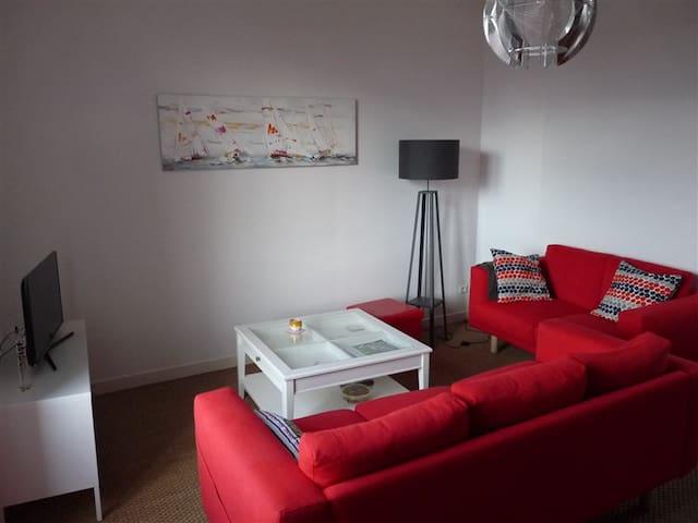 Appartement lumineux Port Cancale - Cancale - Apartment