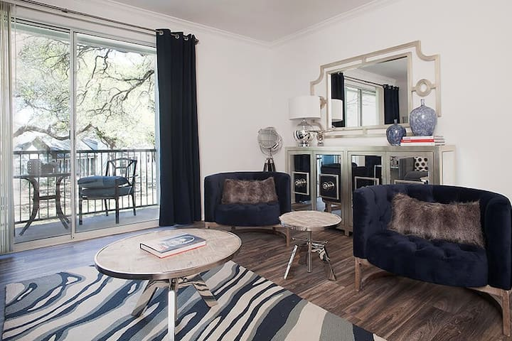 Relax in an apt of your own | 2BR in Austin