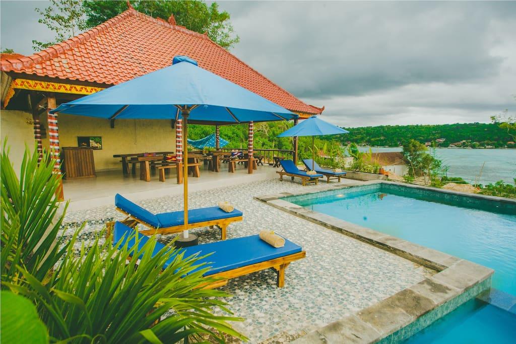 Lembongan Island Beach Villas Website