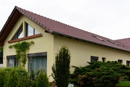 """FeWo""""Sulzer Siedlung"""",87m²,WLAN,Parkplatz - Erfurt - (ไม่ทราบ)"""
