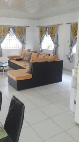 Paramaribo, Bennies Park - パラマリボ - 一軒家