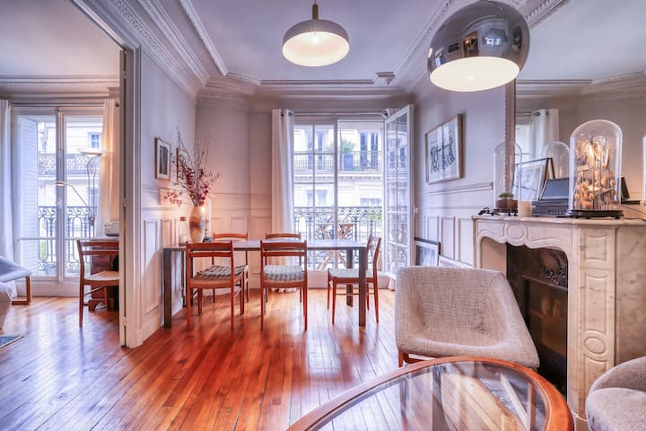 Charming flat in the heart of Montmartre