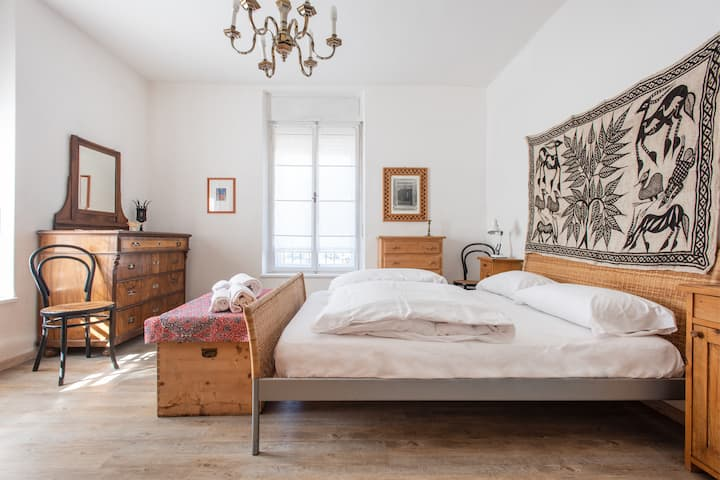 Studio d'arte Casa Flo, comfort e stile a Trento
