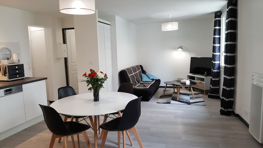 Appartement neuf 50 m2 - Le Bois-Plage-en-Ré - Wohnung