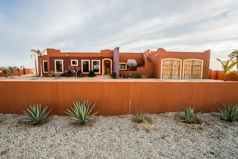 Casa Marlin Azul | Private Beachfront Home