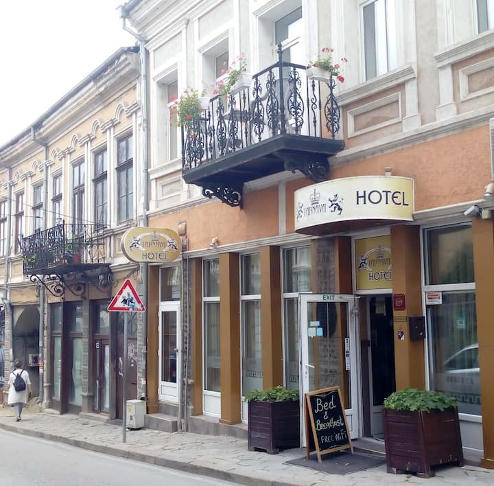 Tarnava - the best little place in the old capital