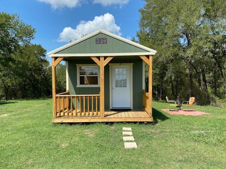 GCM Ranch Guest Cabin No.1