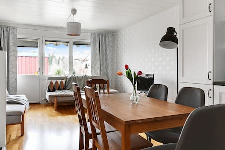 Sparkling modern house in Kista - close to city
