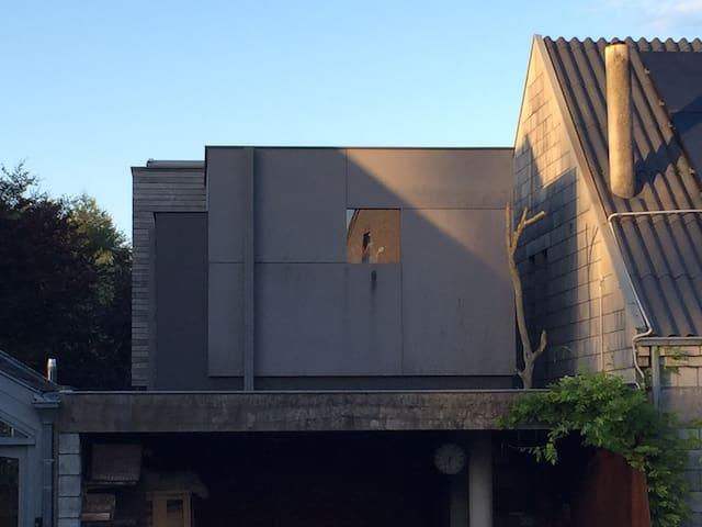 Dormir dans un cube