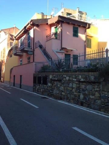 Casette di Oscar - Santo Stefano al Mare - House