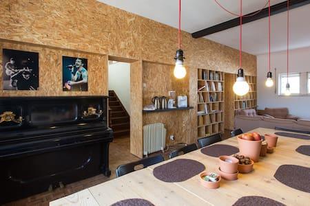 Alcobaça Hostel | quadruple room - Penzion (B&B)