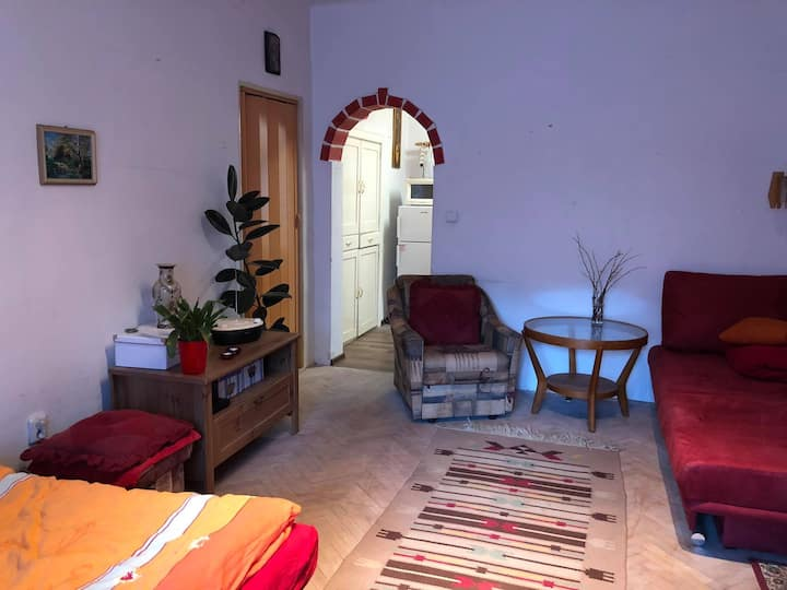 Private apartment in the heart of Moravian Karst