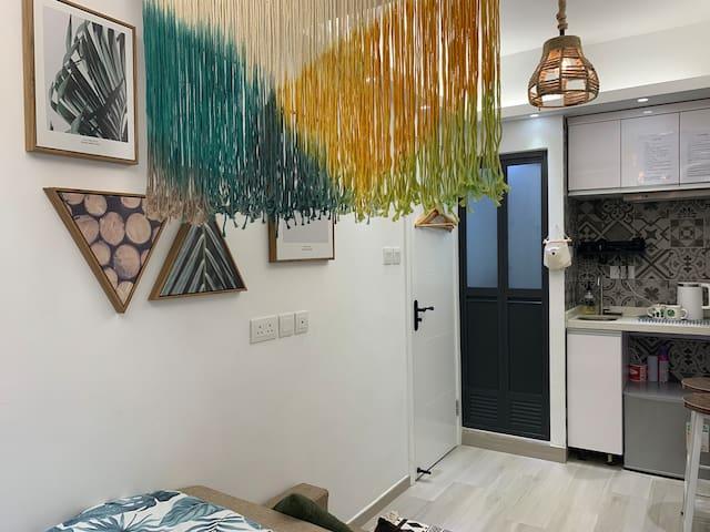 #B超讚房東♛佐敦清新家庭公寓♛5分鐘到高鐵站☀8分鐘到機場快線