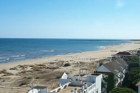 1ª Linea de Playa. - Isla Cristina - Huoneisto