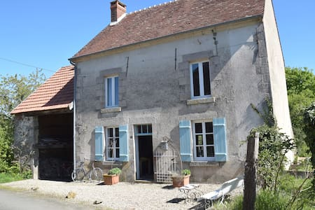Relaxed family maison in a little hamlet