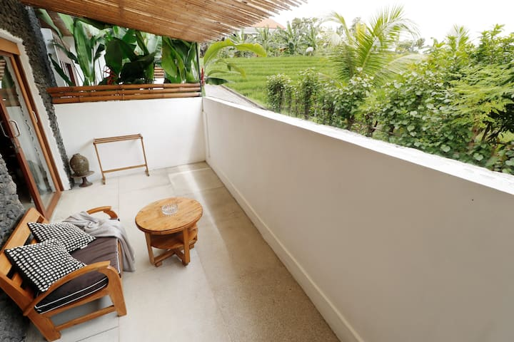 Amazing studio with lovely terrace in Canggu