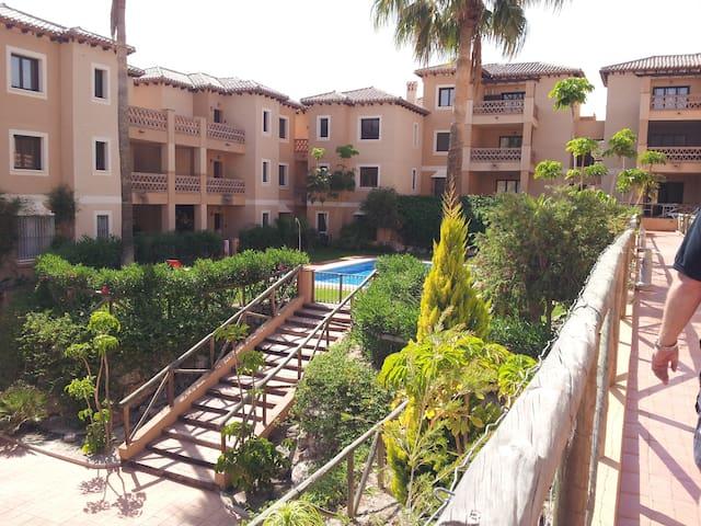 Valle del Este, Vera Golf & Spa - เวรา - อพาร์ทเมนท์