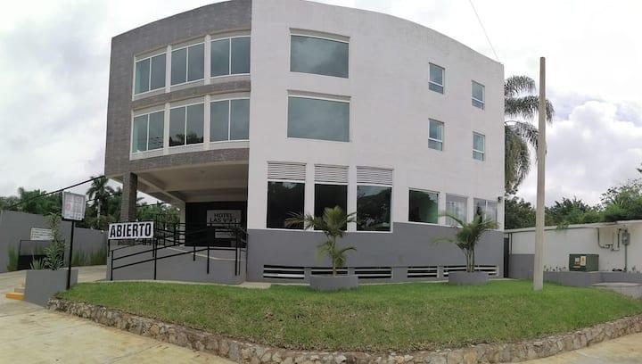 Hotel con instalaciones nuevas de la mejor calidad