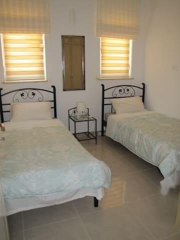 bedroom 3 with double wardrobe